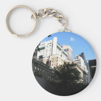 MoMA - NYC Key Ring