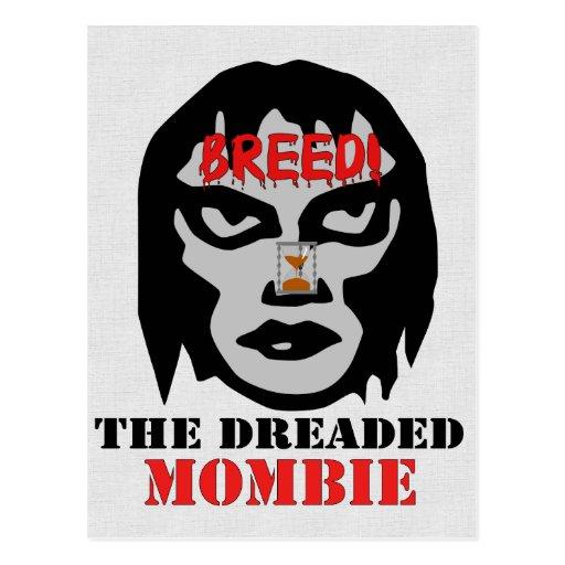 Mombie Breeder Postcards