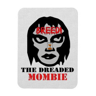 Mombie Breeder Vinyl Magnets