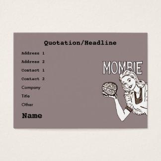 Mombie Retro Zombie