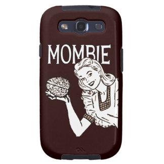 Mombie Retro Zombie Samsung Galaxy S3 Case