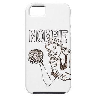 Mombie Retro Zombie iPhone 5 Cover