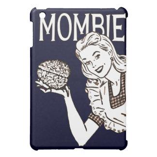 Mombie Retro Zombie iPad Mini Covers