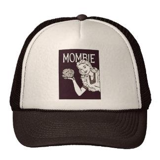 Mombie Retro Zombie Mesh Hat