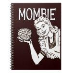 Mombie Retro Zombie Mum