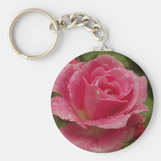 Moments Basic Round Button Key Ring