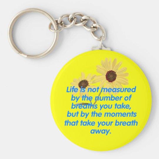 Moments Keychain