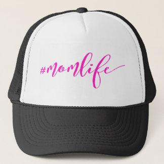 #MomLife Custom Trucker Hat