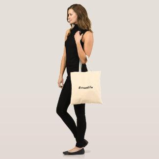 #momlife Tote Bag