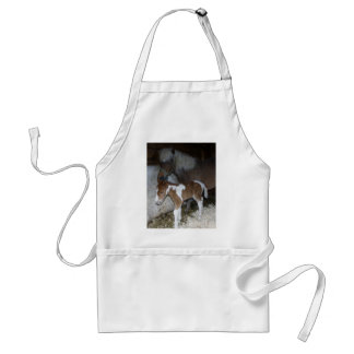 Momma and Baby Adult Apron
