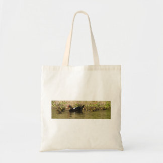 Momma Muscovy and Baby Ducks Bag