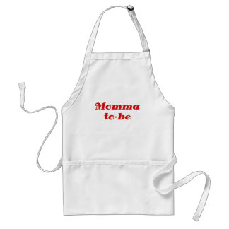 Momma to be aprons