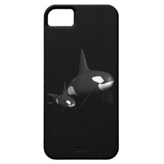Momma Whale Case For The iPhone 5