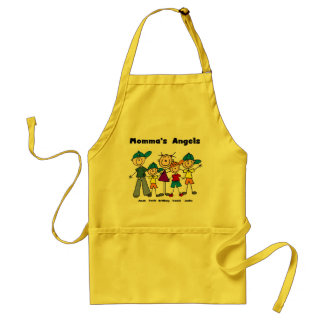 Momma's Angels Apron