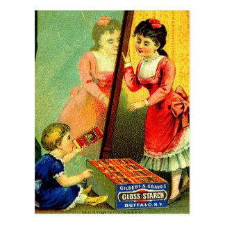 """""""Momma's Helper"""" Postcard"""