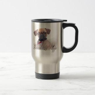 Momma's Lil Puggle Mug