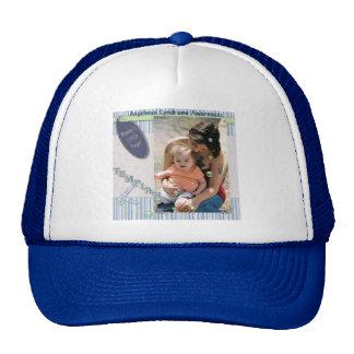 Momma's little angel hat