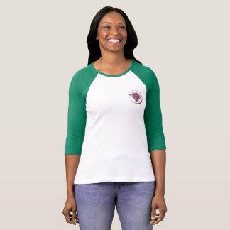 Momma's Meals 3/4 Length Sleeve -Multi T-Shirt