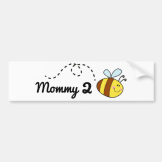 Mommy 2 Bee Bumper Sticker