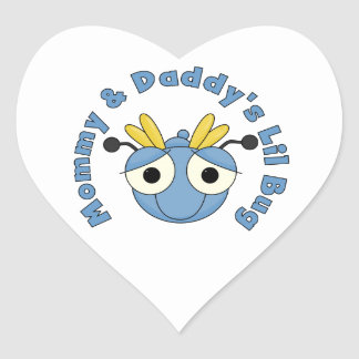 Mommy and Daddy s Lil Bug Stickers