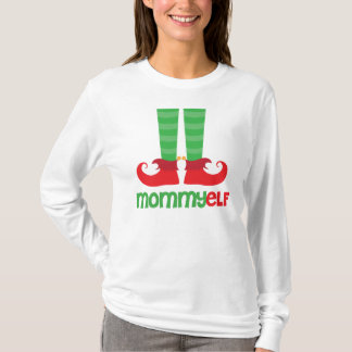 Mommy Elf T-Shirt