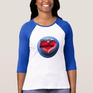 mommy forever t-shirt