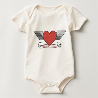 Mommy Forever Baby Bodysuits