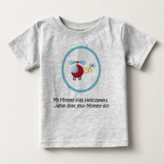 Mommy Helicopter T-shirts