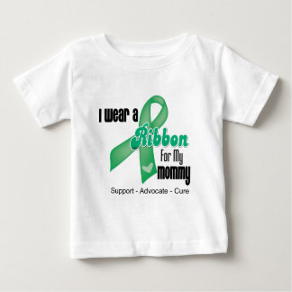 Mommy - Liver Cancer Ribbon T Shirts