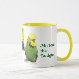 Mommy loves Merton. - Customized Mug