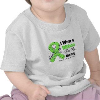 Mommy - Lymphoma Ribbon Tshirt