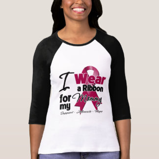 Mommy - Multiple Myeloma Ribbon T-shirt