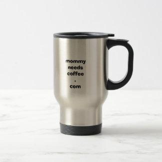 mommy-needs-coffee-logo, mommyneedscoffee.com travel mug