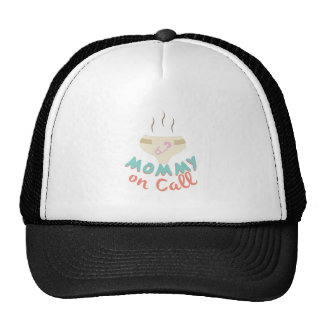 Mommy On Call Cap