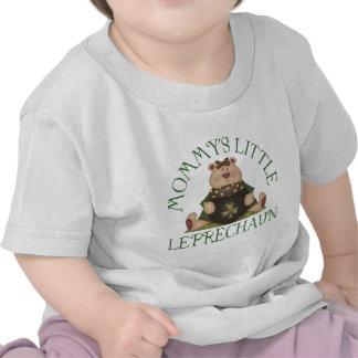 Mommy s Little Leprechaun Shirt Tee Shirts