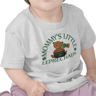Mommy s Little Leprechaun T-shirt T Shirts