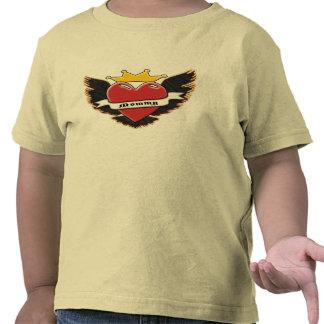 Mommy Tattoo T Shirts