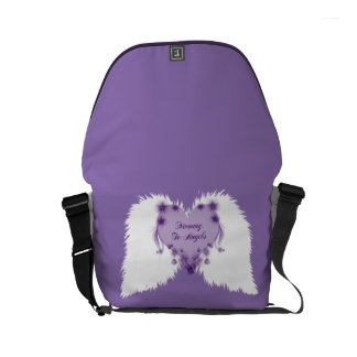 Mommy To Angels Commuter Bag