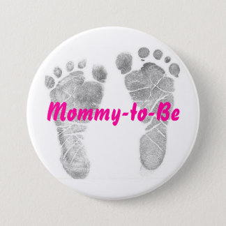 Mommy-to-Be 7.5 Cm Round Badge