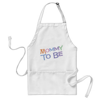 Mommy To Be Standard Apron