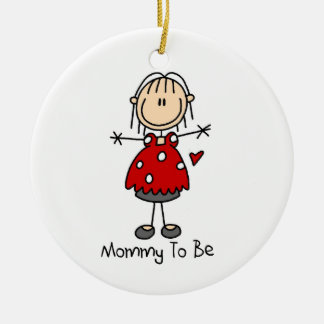 Mommy To Be Keepsake Ornament