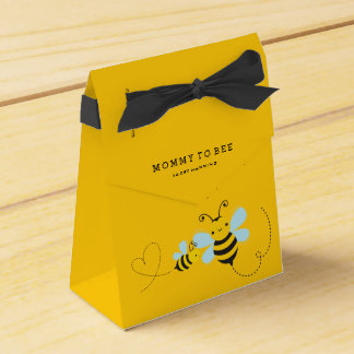 Mommy To Bee Baby Shower favor box Favour Box