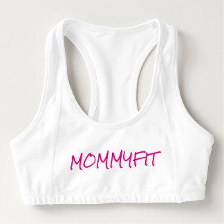 MOMMYFIT WOMEN'S SPORTS BRA