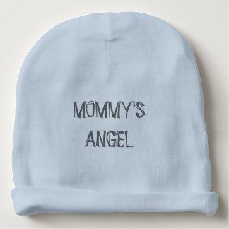 """MOMMY'S ANGEL"" Baby Boy Cotton Beanie Baby Beanie"