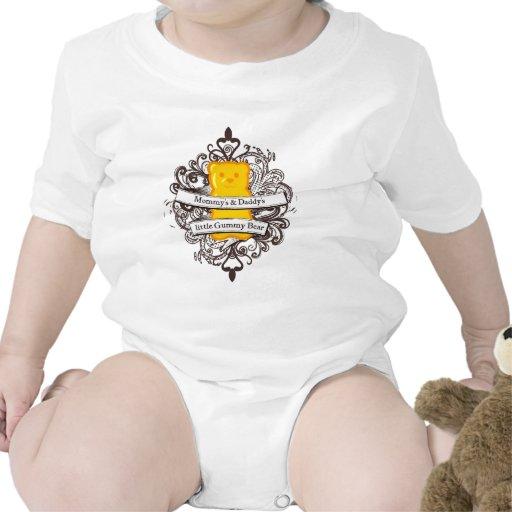 Mommy's & Daddy's Little Gummy Bear T Shirt