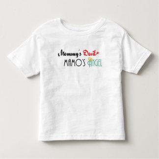Mommy's Devil, Mamo's Angel Toddler T-Shirt