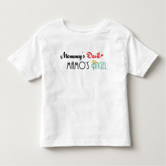 Mommy's Devil, Mamo's Angel T-shirts