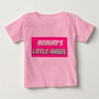 MOMMY'S LITTLE ANGEL INFANT T-SHIRT