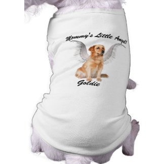 Mommy's Little Angel Personalized Dog Tee