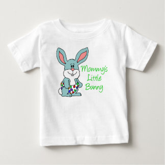 Mommy's Little Bunny Baby T-Shirt